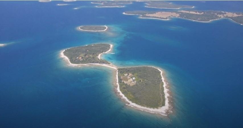 Brijuni National Park island Vanga
