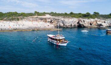 medulin boat excursion image 3
