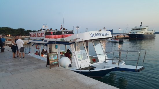 glass boat igor 2